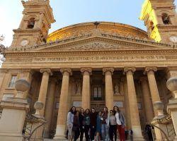18 Marzo 2016 CAPITALES DE MALTA, Mdina, Valleta, Mosta (115)