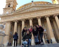 18 Marzo 2016 CAPITALES DE MALTA, Mdina, Valleta, Mosta (117)