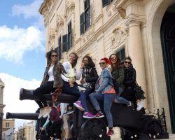 18 Marzo 2016 CAPITALES DE MALTA, Mdina, Valleta, Mosta (77)