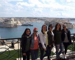 18 Marzo 2016 CAPITALES DE MALTA, Mdina, Valleta, Mosta (83)