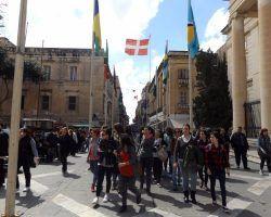 18 Marzo 2016 CAPITALES DE MALTA, Mdina, Valleta, Mosta (90)