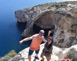 20 Agosto Escapada por el Sur Blue Grotto (3)