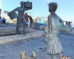 20 Agosto Escapada por el Sur Marsaxlokk (2)