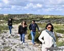 24 Marzo Sábado Cuevas, acantilados y tartas en Mdina (3)