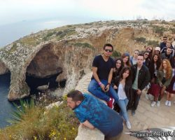 26 Marzo Escapada por el sur Blue Grotto (5)
