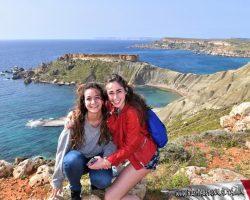 31 Marzo Nos fuimos de trekking por Malta Golden bay y Gran tuffieha (13)