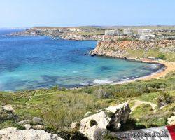 31 Marzo Nos fuimos de trekking por Malta Golden bay y Gran tuffieha (15)