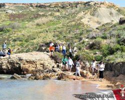 31 Marzo Nos fuimos de trekking por Malta Golden bay y Gran tuffieha (19)