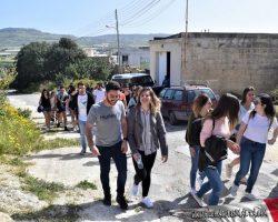 31 Marzo Nos fuimos de trekking por Malta Golden bay y Gran tuffieha (2)