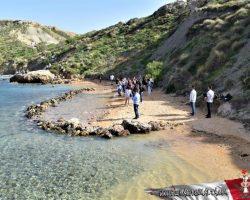 31 Marzo Nos fuimos de trekking por Malta Golden bay y Gran tuffieha (20)