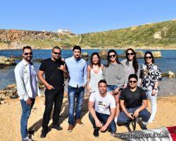 31 Marzo Nos fuimos de trekking por Malta Golden bay y Gran tuffieha (23)
