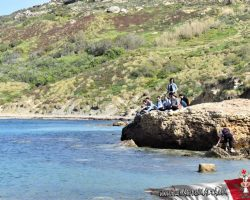 31 Marzo Nos fuimos de trekking por Malta Golden bay y Gran tuffieha (24)