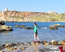 31 Marzo Nos fuimos de trekking por Malta Golden bay y Gran tuffieha (26)