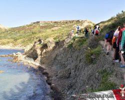 31 Marzo Nos fuimos de trekking por Malta Golden bay y Gran tuffieha (30)