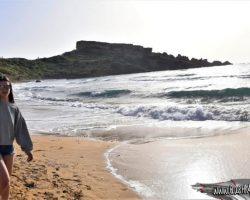 31 Marzo Nos fuimos de trekking por Malta Golden bay y Gran tuffieha (33)
