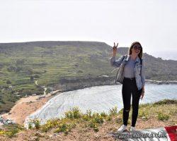 31 Marzo Nos fuimos de trekking por Malta Golden bay y Gran tuffieha (4)