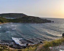 31 Marzo Nos fuimos de trekking por Malta Golden bay y Gran tuffieha (40)