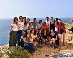 31 Marzo Nos fuimos de trekking por Malta Golden bay y Gran tuffieha (6)