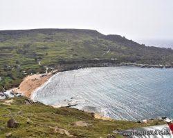 31 Marzo Nos fuimos de trekking por Malta Golden bay y Gran tuffieha (8)