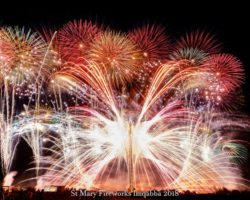 14 Agosto Fuegos Artificiales Mqabba (10)