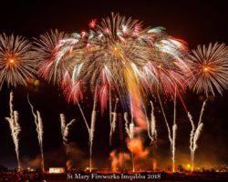 14 Agosto Fuegos Artificiales Mqabba (6)