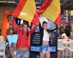 15 Junio Mundial Fútbol Portugal España en Blanco (2)
