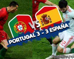 15 Junio Mundial Fútbol Portugal España en Blanco (9)