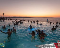 2 Agosto Pool Party Café del Mar Buggiba Malta (1)