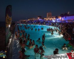 2 Agosto Pool Party Café del Mar Buggiba Malta (2)