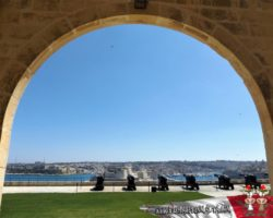 2 Junio Saluting Battery Upper Barraka Gardens Valleta (1)