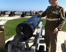 2 Junio Saluting Battery Upper Barraka Gardens Valleta (20)