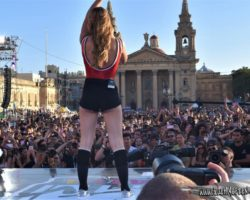 2. 27 Junio Isle of MTV Malta 2018 Emma Muscat (15)