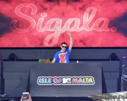 3. 27 Junio Isle of MTV Malta 2018 Sigala (5)