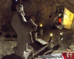 5 Junio La gruta de San Pablo Catacumbas il-Rabat Malta (1)