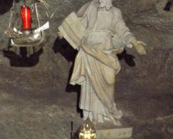 5 Junio La gruta de San Pablo Catacumbas il-Rabat Malta (12)