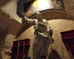 5 Junio La gruta de San Pablo Catacumbas il-Rabat Malta (17)