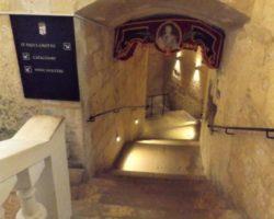 5 Junio La gruta de San Pablo Catacumbas il-Rabat Malta (2)
