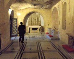 5 Junio La gruta de San Pablo Catacumbas il-Rabat Malta (3)