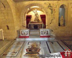 5 Junio La gruta de San Pablo Catacumbas il-Rabat Malta (5)