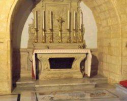 5 Junio La gruta de San Pablo Catacumbas il-Rabat Malta (6)