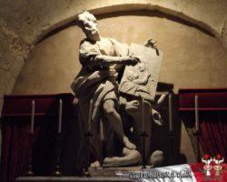 5 Junio La gruta de San Pablo Catacumbas il-Rabat Malta (9)