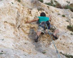 Agosto Curso escalada Malta (11)