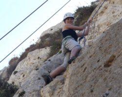Agosto Curso escalada Malta (18)