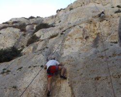 Agosto Curso escalada Malta (21)