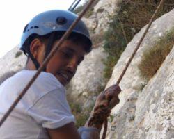 Agosto Curso escalada Malta (23)