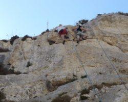 Agosto Curso escalada Malta (25)