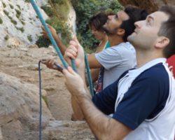 Agosto Curso escalada Malta (31)