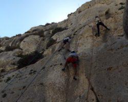 Agosto Curso escalada Malta (33)