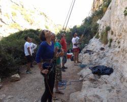 Agosto Curso escalada Malta (34)