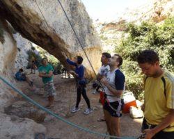 Agosto Curso escalada Malta (46)
